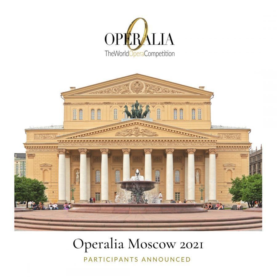 Announcing the Participants of Operalia 2021